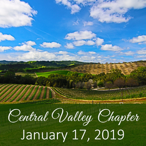 Central Valley Chapter Meeting: 2019 Chapter Planning
