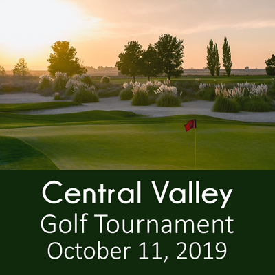 12th Annual Central Valley Chapter Golf Tournament