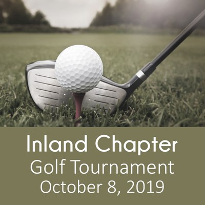 4th Annual Inland Chapter Golf Tournament