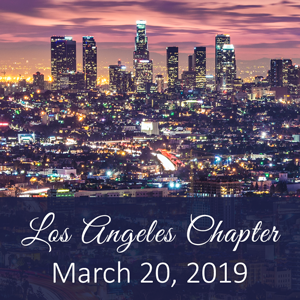 Los Angeles Chapter Meeting: UV