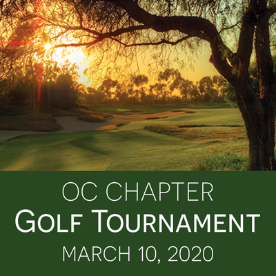 2nd Annual Orange County Golf Tournament