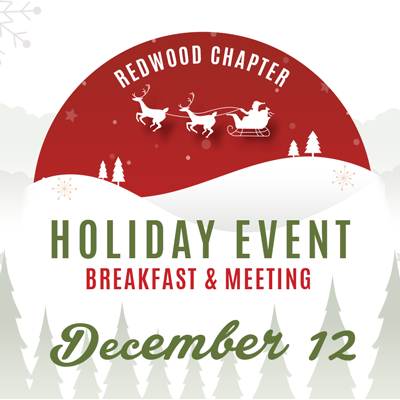 Redwood Chapter Holiday Event