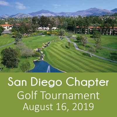 12th Annual San Diego Chapter Golf Tournament