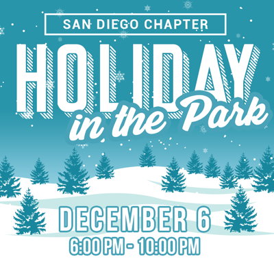 San Diego Chapter Holiday Party