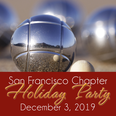 San Francisco Chapter Holiday Party