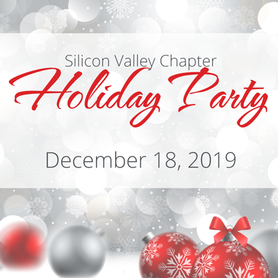 Silicon Valley Chapter Holiday Party