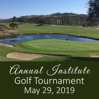 11th Annual Institute Golf Tournament